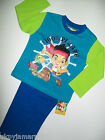 Baby Boys Babies Disney Jake & the Never Land Pirates Long Pyjamas 1st Class