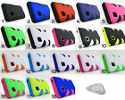 for LG 840G Armor Hybrid TUFF Hard/Soft Dual Case Cover+PryTool Accessories