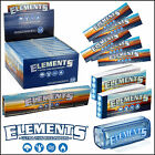 Elements Rolling Papers & Tips - Connoisseur Ultra Slim Rice Papers