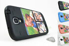 for Samsung Galaxy S IV 4 S4 + PryTool BC Melange TPU Gel Photo Frame Case Cover