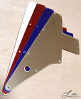 Luluthier Gibson Explorer Guitar Pickguard Gold / Blue / Red Mirror, Cream Pearl