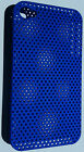For iPhone 4 4S Case Mesh Hole Elegant Protective TPU Back Case for iPhone 4 4S