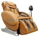NEW BEAUTYHEALTH BC-SUPREME-B SHIATSU BUILT-IN HEAT MASSAGE CHAIR ZERO GRAVITY