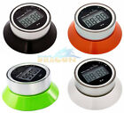 Acctim Punto Digital Magnetic Kitchen Countdown Timer Stopwatch Assorted Colours