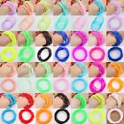 Silicone Rubber Stretchy Elastic Wristbands Wrist Bands Bracelets Bangle Jewelry
