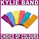 Stretchy Kylie Band headband Bright Colours Bandeaux hair band sports womans NEW