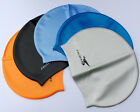 Soft Silicone Waterproof Granule Competition Swimming Cap Bathing Flexible