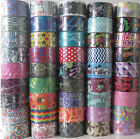 You Pick Scotch Brand Duct Tape Rolls  Prints, Characters,  Patterns Duck Tape