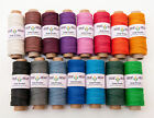Natural Hemp Twine Cord 20lb 1mm 205feet/62m 50gram per Spool - PICK YOUR COLOR
