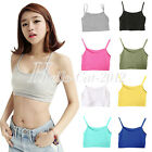 Seamless Stretch Fitness Exercise Yoga Workout Sports Bra Shorts Tank Tube Tops