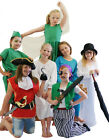Complete Show In a Box PETER PAN Fancy Dress Dressing up Costume Set  ALL AGES