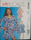McCalls 6025 Dresses in two Lengths Multi Size Options