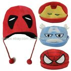 SUPERHERO HATS COSPLAY FANCY DRESS COSTUME
