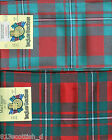 Tartan Sash MacGregor Ladies Scottish Plaid Ships free in US