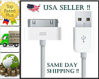 Apple Iphone 3 G 3 Gs 4 4s Ipod Nano Usb Data Sync Cable Charger High Quality!