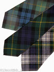 Tartan Tie Gordon Scottish Plaid Ships free in US