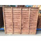 Treated Lap Fencing - Next Day Delivery