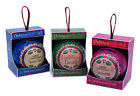 H&H Personalised Christmas Money Box Tree Decorations - Names D-H