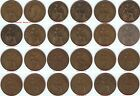 1911 to 1936 George V Bronze Penny - Choose Date - supplied in coin wallet