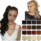 Big volume boost tousled Hairpiece Extension Updo Ponytail Various colours