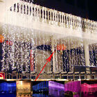 800 LED Curtain Fairy String Lights Lamp Christmas Xmas Wedding party decor 8x3M
