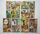 Dogs and Puppies Stickers  4x6'' (10x15cm)