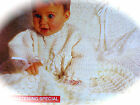 KNITTING PATTERNS PREMATURE BABY BOYS GIRLS CARDIGANS SWEATERS SHAWLS COATS NV06