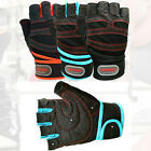 Hot! Gym gloves weight lifting Training Fitness workout wrist Wrap support LD335