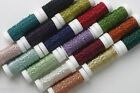 Bullion Reel Wire 30 Metre Coloured Crinkled Roll Smithers Oasis Floristry Craft