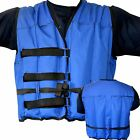 TurnerMAX Removable Weighted Vest Jackets Fitness Training Exercise Gym MMA Gel