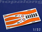 Scalextric/Slot Car Waterslide Decals - 1/32 scale.