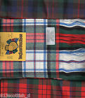 Tartan Sash MacDuff Ladies Scottish Plaid Ships free in US