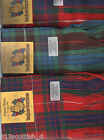 Tartan Sash Fraser or Fraser of Lovat Ladies Scottish Plaid Ships free in US