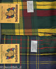 Tartan Sash MacMillan Ladies Scottish Plaid Ships free in US