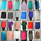 PIKO Famous 1988 Long Sleeve Top S/M/L Bamboo New Arrivals 30 Colors! T1851