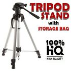 Universal Portable Camera Camcorder Digital Adjustable Tripod Stand + Carry Case