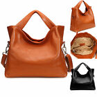 Top Quality Womens Lady Genuine Leather Handbag Tote Bags Shoulder Purse Satchel