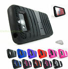 for Motorola Droid Mini XT1030 Dual Layer Kickstand Phone Case Cover +Prytool