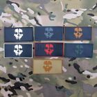 Call Of Duty10 Ghosts COD10 Tactics Morale Military 3D PVC Patch