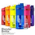 Blender Bottle SportMixer 28 oz. Large Shaker Protein Mixer Mixing Wire Whisk