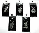 Misfits Pendants By Mobtown New Licensed 5 Styles Horror Punk Rock Free Postage