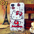 Hello Kitty Cover for iPhone SE/5/5S, Quality Painted Case WeirdLand