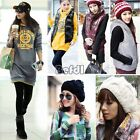 BF0 Womens Slim Warm Vest Zipper Hoodie Cotton Hat Cap Waistcoats Coats Outwear