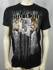 Authentic TEXAS IN JULY Brain Black T-Shirt S M L XL XXL NEW