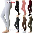 Women Cotton Full Length Leggings Yoga Pants Ankle Long Premium S M L Xl 2xl 3xl