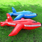 2 Pcs Inflatable Aeroplane Blow Up Airplane Kid Child Toy Party Decoration S L