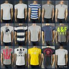 ABERCROMBIE & FITCH MEN'S SHIRTS NEW --A&F-- SHIRT MUSCLE 2014