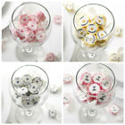 ROCK SWEETS WEDDING FAVOURS IN PINK, SILVER OR GOLD