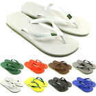 MENS HAVAIANAS FLIP FLOPS ORIGINAL BOXED BRASIL BRAZIL SUMMER SANDALS NEW 6-10