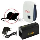 Electronic Mouse Rats/Mice Killer Rodent Control Trap Fast Safe NO Poison
